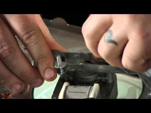 How to Remove a Bathroom Exhaust Fan Motor : Fan Repair & Maintenance
