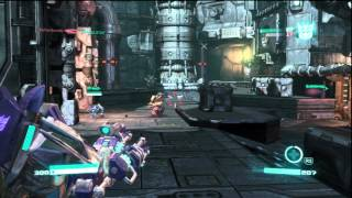 Transformers: Fall of Cybertron Multiplayer PS3