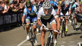 Philippe Gilbert - Le triplé des Ardennaises - 2011