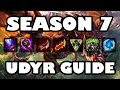 UDYR 101 A Comprehensive Beginner s Guide to Abilities, Builds, and Jungling Season 7