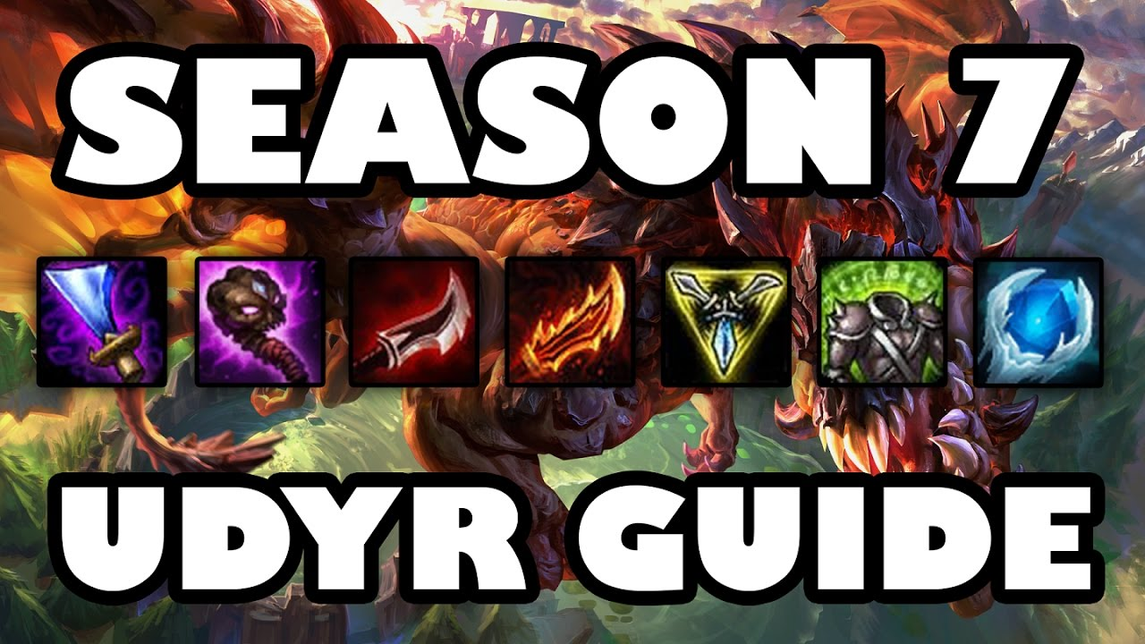 Shaco Build S7: UDYR 101: A Comprehensive Beginner's Guide To Abilities