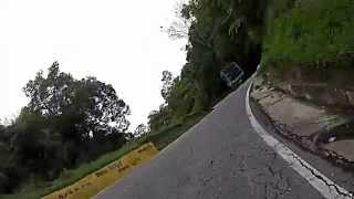 De viaje por Colombia en moto Cisneros Antioquia