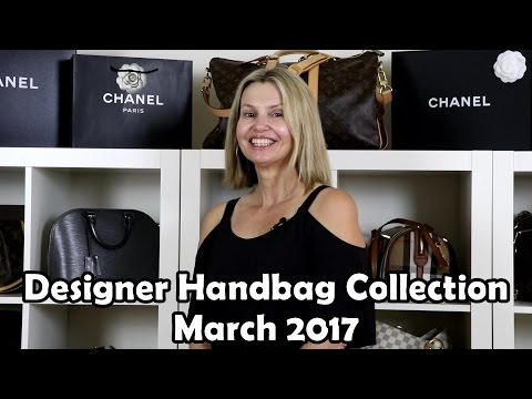 e50daa7776ab I have been requested to do my Handbag Collection so please enjoy this  video where I share my designer handbags from Louis Vuitton