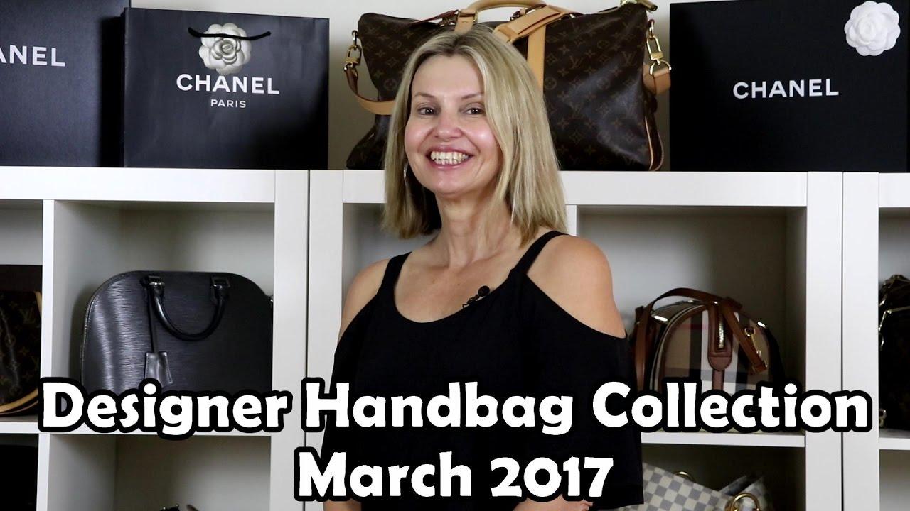 fbe48a5b76f8 Designer Handbag  Youtube Designer Handbag Collection