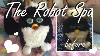 Welcome to The Robot Spa! [Custom Furby Edition]
