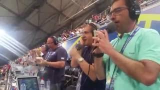 Portugal vs. Polónia - O momento de loucura de Nuno Matos e Alexandre Afonso da Antena 1