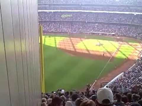 The Absolute Worse Seat In All Of Sports