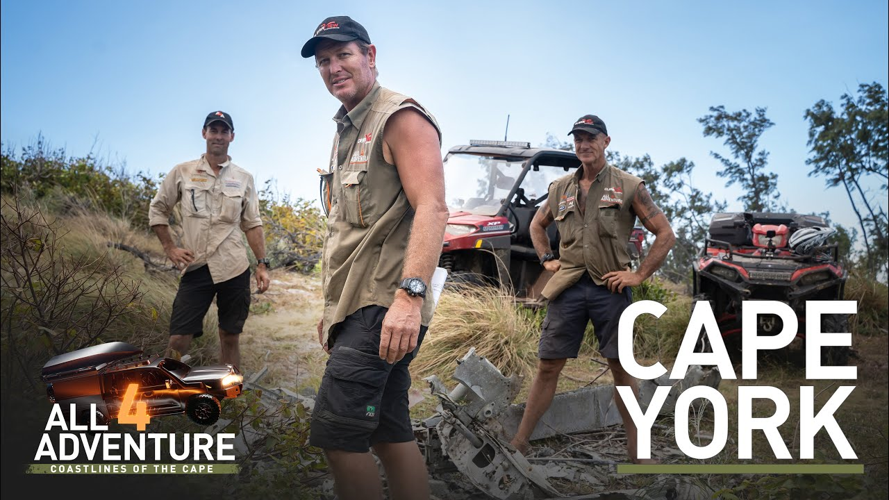 Download COASTLINES OF THE CAPE  |  Epic 10 part 4WD Adventure from the top end of Australia (Cape York, QLD)