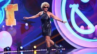 """Marga Glăvan, un număr pe role şi... atât! Mihai Bendeac: Speram să vad ceva extraordinar"""""""