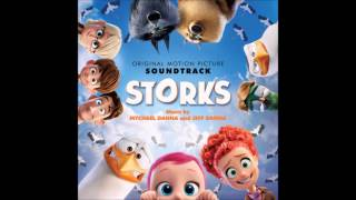 Video Storks (Soundtrack) | #27 | Destroy the Baby Machine | 2016 download MP3, 3GP, MP4, WEBM, AVI, FLV Februari 2018