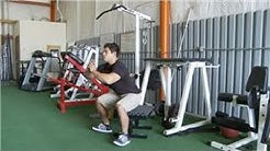 Exercises for Sports, Injuries or the Obese : How to Modify a Lunge for the Obese