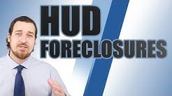 Buying Foreclosures From HUD