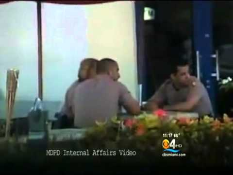 Miami Dade Police Officers Caught on Camera Ignoring 911 calls
