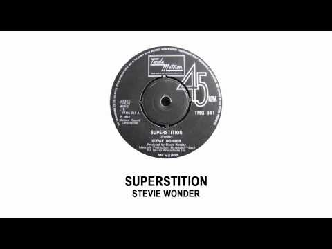 Superstition by Stevie Wonder