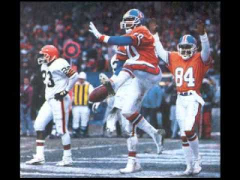 "1986 Denver Broncos ""We"
