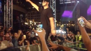 dj snake beats live in Dubai mall Burj khalifa 2