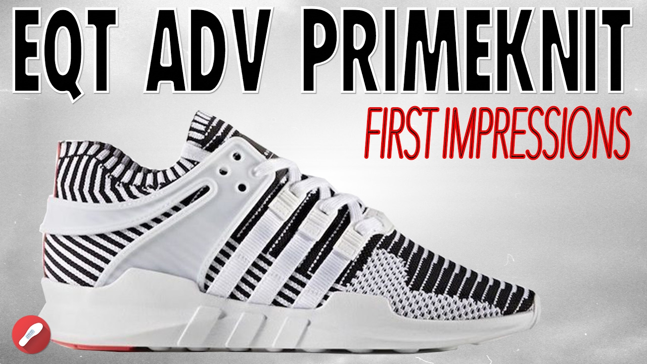 adidas equipment support adv primeknit black/turbo red bb1260