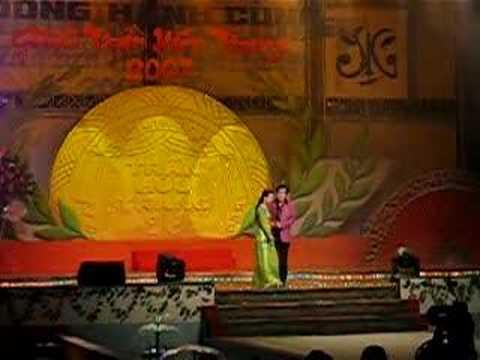 Tan Co Cai Luong  Hoai Thanh--Dong Song Que Em Live! (2)