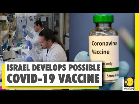 Israel claims 'significant breakthrough' | Develops possible COVID-19 vaccine