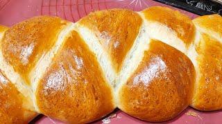Домашний хлеб КОЛОСОК Рецепт простого домашнего хлеба