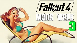 Fallout 4 MODS: MOST PERVERTED MODS! (Fapboy, Anime Backgrounds, Atom Bomb Pinup Pip-Boy #3)