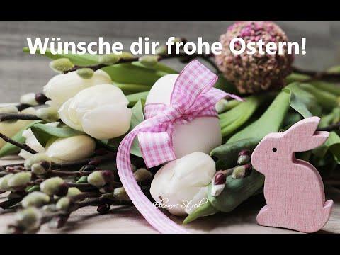 Wochenbotschaft 22.04. - 28.04.2019 - Frohe Ostern!