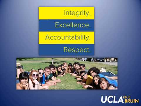 What it Means to be a UCLA True Bruin