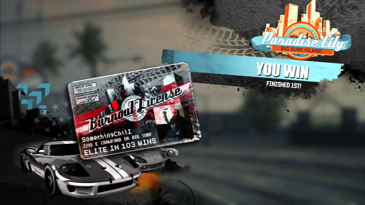 Burnout: Paradise City ~ BEST RACING GAME EVER!