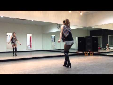 Is The White Horse Coming? Dance Practice - Anna from QieeN