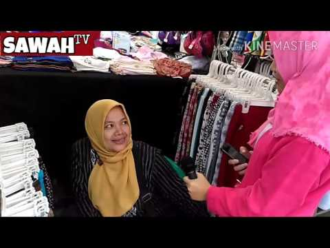 [Berita Bahasa Inggris] - Disciplined of The Street Vendors in Griya Bukit Jaya
