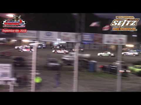 River Cities Speedway WISSOTA Street Stock A-Main (13th Annual John Seitz Memorial) (9/7/19)
