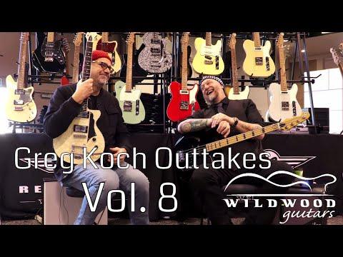 Greg Koch Outtakes Vol 8  •  Wildwood Guitars