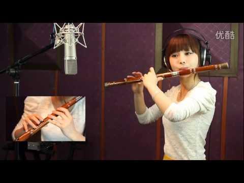 Beautiful Chinese Music 47【Chinese bamboo flute】The Myth OST