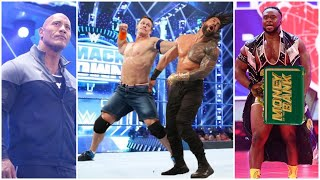 John Cena ATTACKS Roman Reigns 2021 - The Rock RETURNS 2021 & Big E CASH-In On Roman Reigns ?