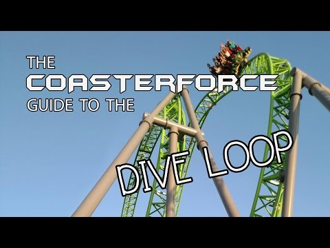 CoasterForce Guide to the Dive Loop - Table of Elements series