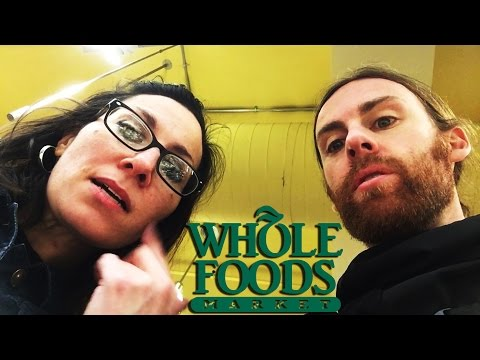 NYC Whole Foods with Isa Moskowitz Part II