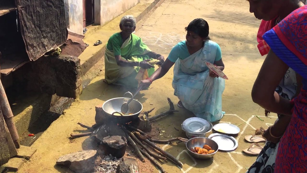Tribal cooking in tamil nadu south india youtube forumfinder Image collections