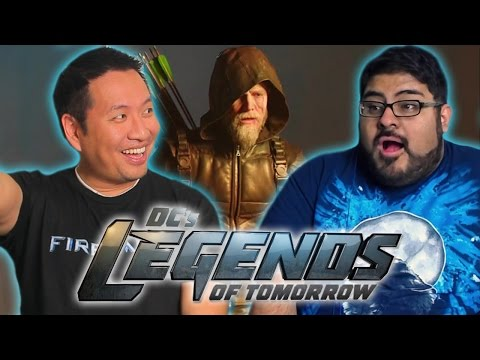 "DC's Legends of Tomorrow Season 1 Episode 6 ""Star City 2046"" REACTION & REVIEW"