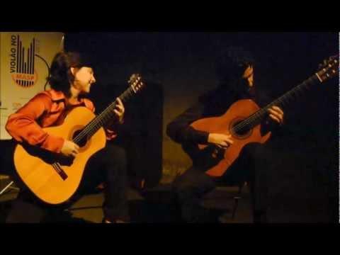 Duo Siqueira-Lima no Violão No MASP 2012