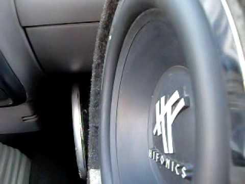 bocinas de bajos para carros
