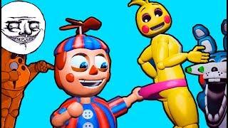 ЧТО БУДЕТ ЕСЛИ ТРОЛЛИТЬ АНИМАТРОНИКА FNAF Майнкрафт в Реальной жизни Видео Для детей Мультик Дети