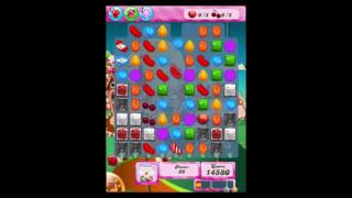 Candy Crush Saga Level 152 Walkthrough