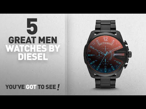 1ede4d185f8 Top 10 Diesel Watches Automatic    New   Popular 2017