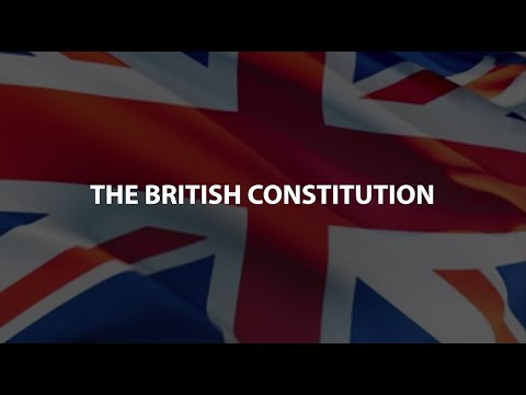 The British Constitution
