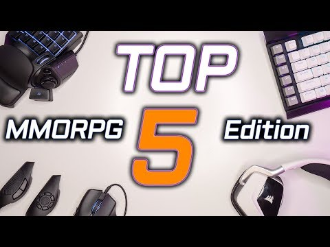 Top 5 Best Peripherals for MMORPGs of 2019!