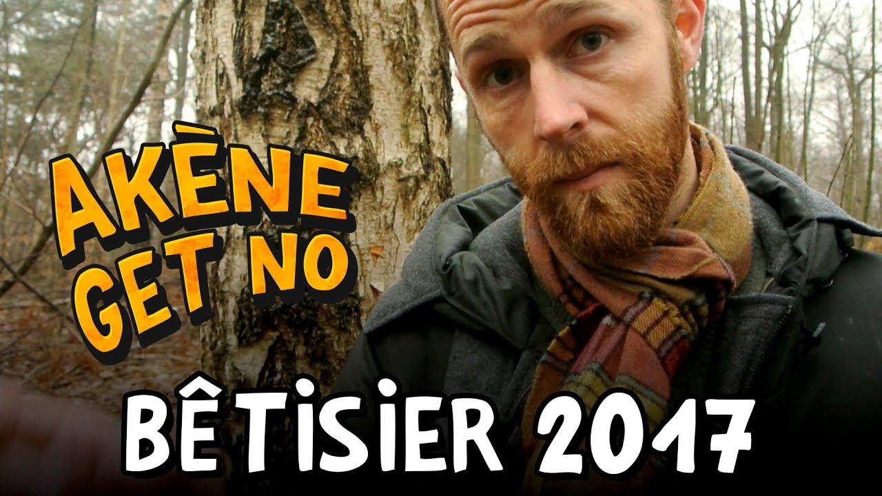 Bêtisier 2017 du Chemin de la Nature