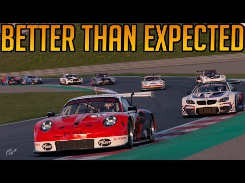 Gran Turismo Sport: Racing Better Than Expected