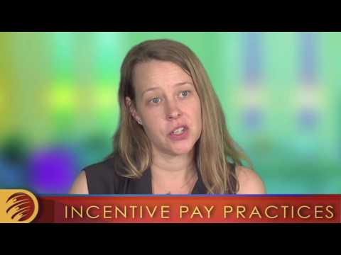 Incentive Pay Practices in Private, Nonprofit and Government Entities