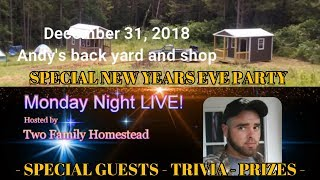 TONIGHT - GUEST CHANNELS - TRIVIA - WELCOME IN 2019