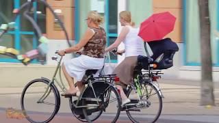 Как просто и эффективно хранить велосипед ✦ LUCKY
